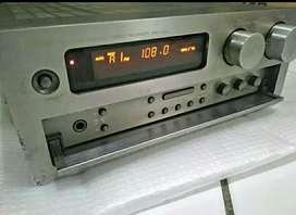 Jl cpt Amplifier Natural Sound YAMAHA RX -V10 Vintage kualitas prima