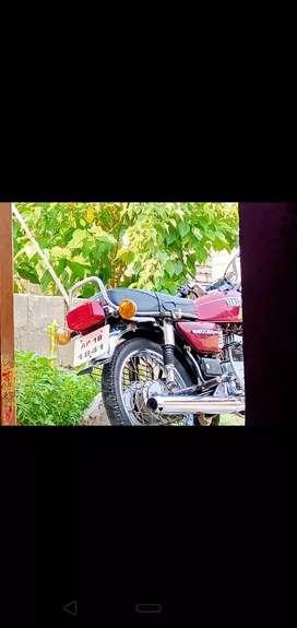 Yamaha RXG ,