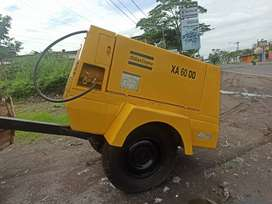 Air Compressor Atlas Copco XA 60 DD