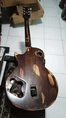 Ltd fake guitar