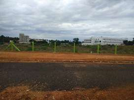 DTCP Approved Plot for Sale 70% Bank Loan available