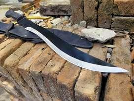 Pisau golok survival pedang kukri pisau berburu outdoor survival