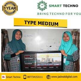 Sedia Jam Digital Masjid Type Medium Daerah Bekasi
