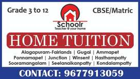 Wanted home tutor