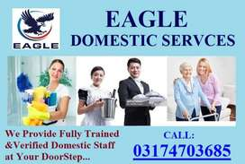 Trained House Maids Babysitters Attendants Cooks Couples.