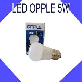 LAMPU LED OPPLE 5W WH 6500K