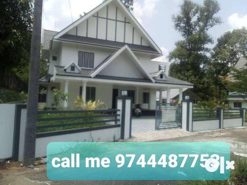 New Luxury House For Sale ,Kidangoor Town