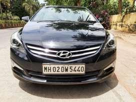 Hyundai Verna 2015-2016 1.6 VTVT SX, 2015, Petrol