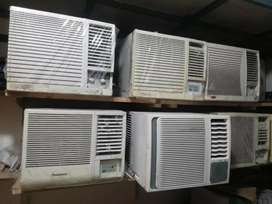 Used Window AC.75 T, 3Amp only