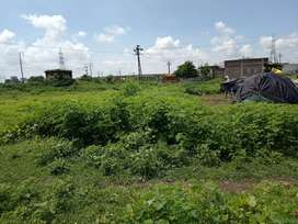 Plot on sale on satefad road, hinganghat