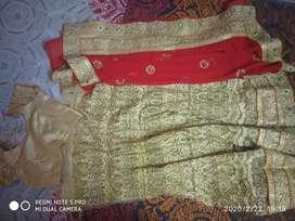 Lahanga saree