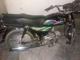 Honda CD 70 2020 (October) for sale in mint condition