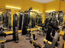 We are manufacturer of gym reaquartment