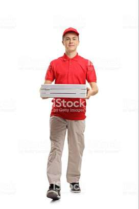 Vacancy for delivery boys in Visakhapatnam