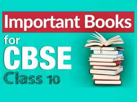 10th CBSC ALL BOOKS NEW CONDITION