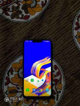 Asus 5Z 8gb/256gb Snapdragon 845 Midnight Blue With All Accessories