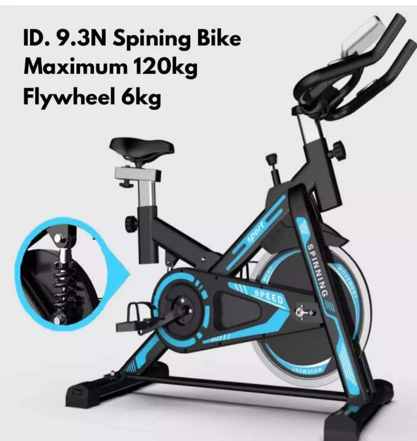 spin spinning bike ID 9.3N xf-33 sepeda statis fitnes