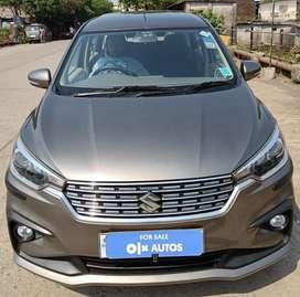 Maruti Suzuki Ertiga VXI CNG, 2021, CNG & Hybrids