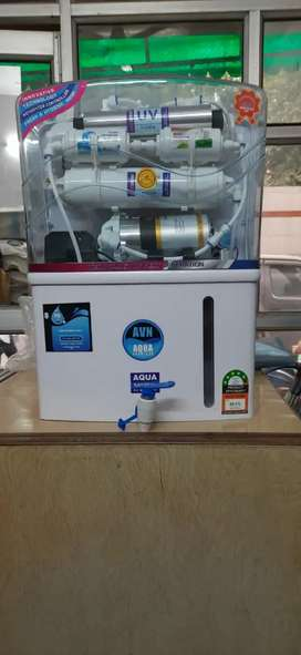New Water Purifier with 1 year warranty
