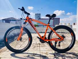 Gear cycles at very low price