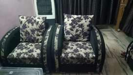 Sofa set in without table Good condition