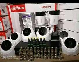 Paket Pemasangan Kamera OUTDOOR FULL HD