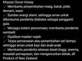 Madu clover honey propoelix