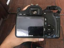 Kamera Canon 550d kit 18-55mm