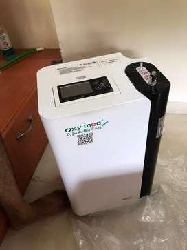 Machine for air
