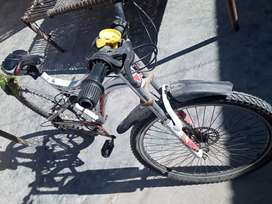 Cycle used conditoon