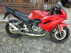 Kawasaki Ninja RR up New