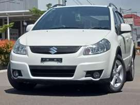 2010 SX4 X-Over Metic 95 RB KM