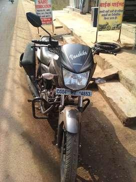 Honda shine Railway officer Raipur