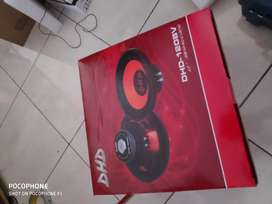 Subwoofer double coil DHD 120BV readystock