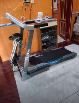 Treadmil elektrik auto incline murah