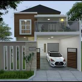 Rumah Mewah Dekat Islamic Center Dan aneka jaya Manyaran Semarang