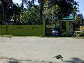Sale house land