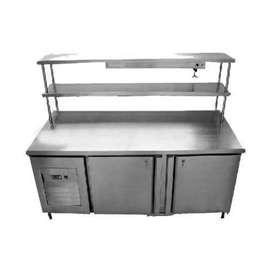 Commercial table top fridge