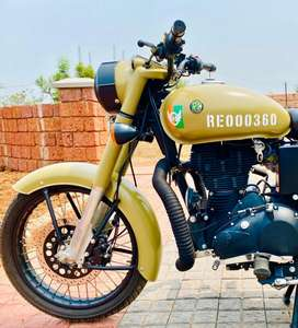 Royal Enfield 350cc bs4