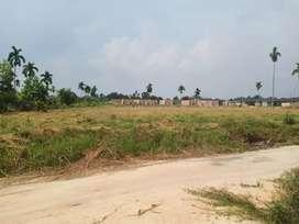 Dijual tanah dengan investasi tinggi