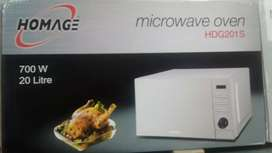 HOMAGE MICROWAVE GRILL