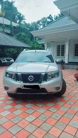 Nissan Terrano 2014 Diesel 29000 Km Driven