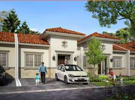 Rumah Ready di cluster Casa De Viola Grand Kawanua International City