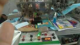 3 Ply ultrasonic mask making machine