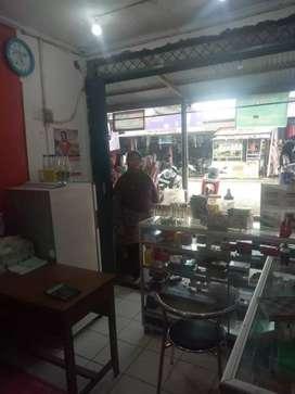 DIJUAL TANAH beserta kedai