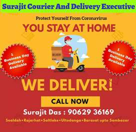 SURAJIT COURIER AND DELIVERY EXICUTIVE