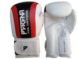 Martial arts, Boxing Equipment, Boxing Gloves - Genuine Leather