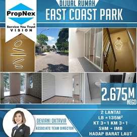 DIJUAL Rumah Pakuwon City 2M an CIAMIK SORO Cluster East Coast Park