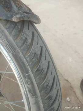 Good kandistion. 2 New tyre  insurence yes paper  walid  OK