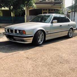 Dijual BMW E34 520i M50 Vanos 1995 original mulus